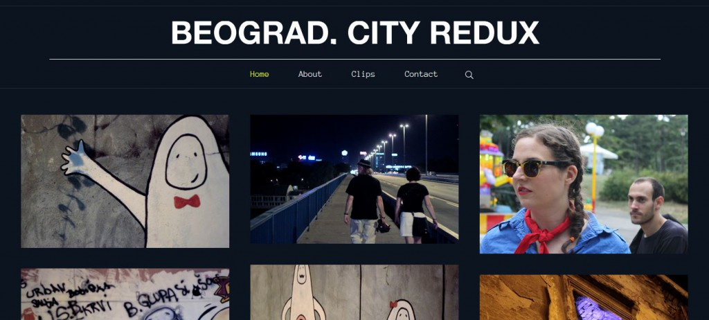 Beograd: City Redux working prototype