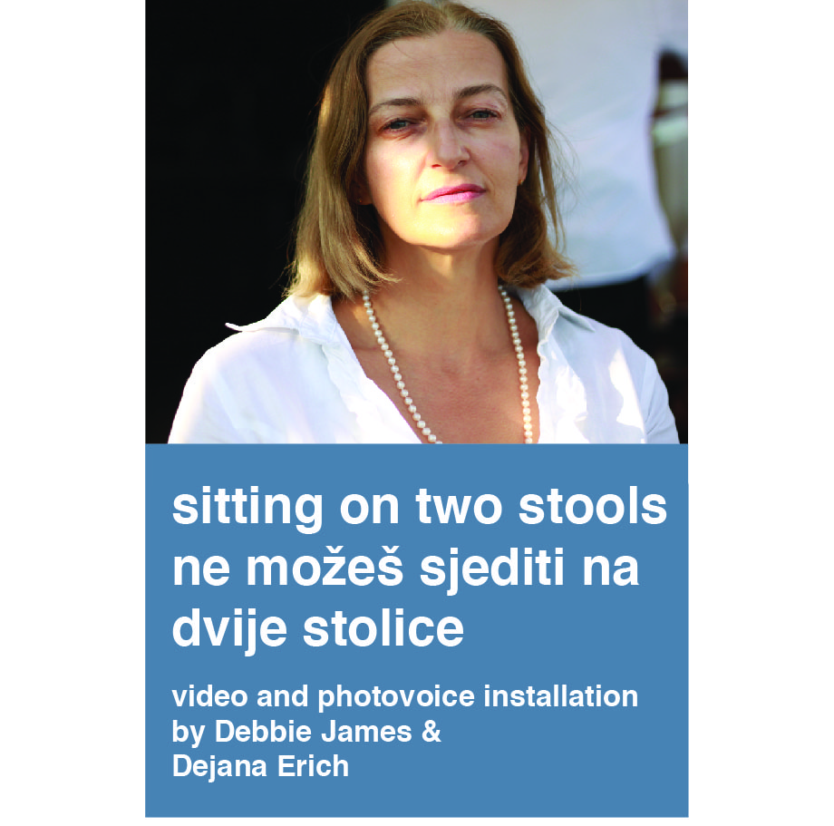 Sitting on Two Stools